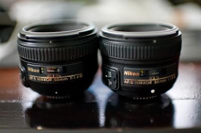 Ke beli juga Lensa Bokeh Nikon AF-S NIKKOR 50mm f/1.8G