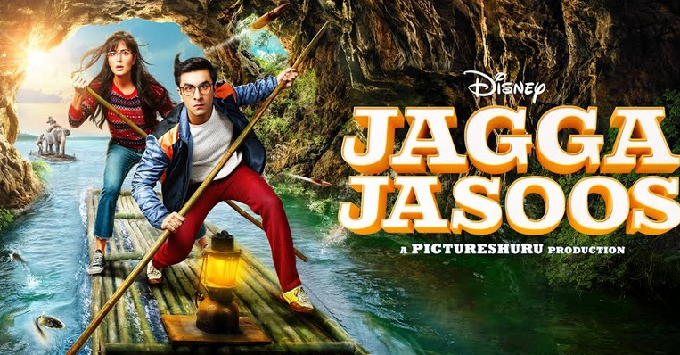 Bollywood movie Jagga Jasoos Box Office Collection wiki, Koimoi, Jagga Jasoos Film cost, profits & Box office verdict Hit or Flop, latest update Budget, income, Profit, loss on MT WIKI, Bollywood Hungama, box office india