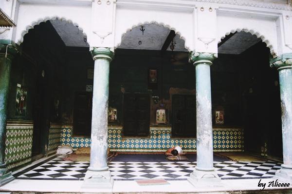 Varanasi-religie-India