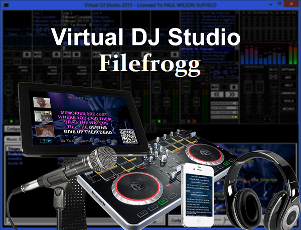Virtual DJ Studio 2015 Full Terbaru