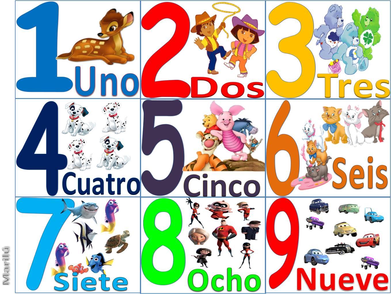Numero 10 Con Imagenes: MI CLASE DE INFANTIL (miclasedeinfantil@gmail.com