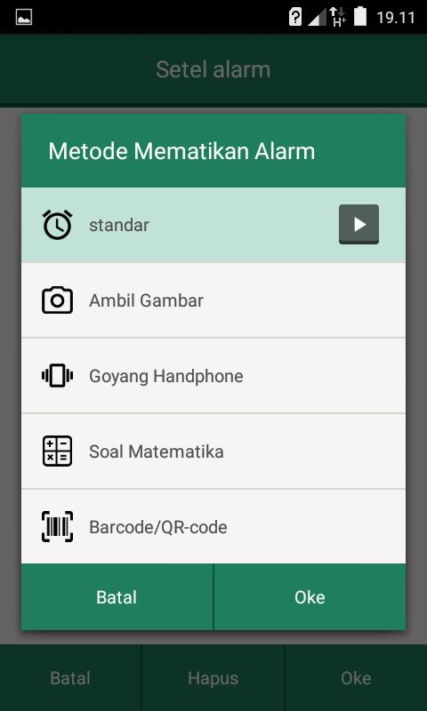 Ingin Sholat Tahajud, Gunakan Aplikasi Alarmy Dijamin Langsung Melek