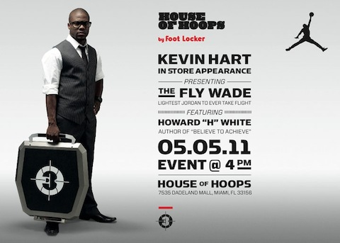 online store 8b3ac 13295 Jordan Fly Wade Launch Event