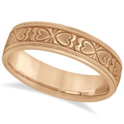 Design Wedding Rings Engagement Rings Gallery Rose Gold Heart