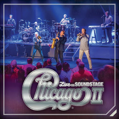 Chicago Chicago II Live On Soundstage 2018 DVD R1 NTSC VO