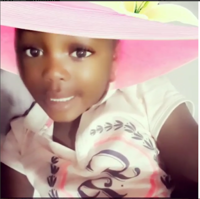 Star Actress, Kemi Afolabi Celebrates Her Beautiful Daughter On Her 6th Birthday