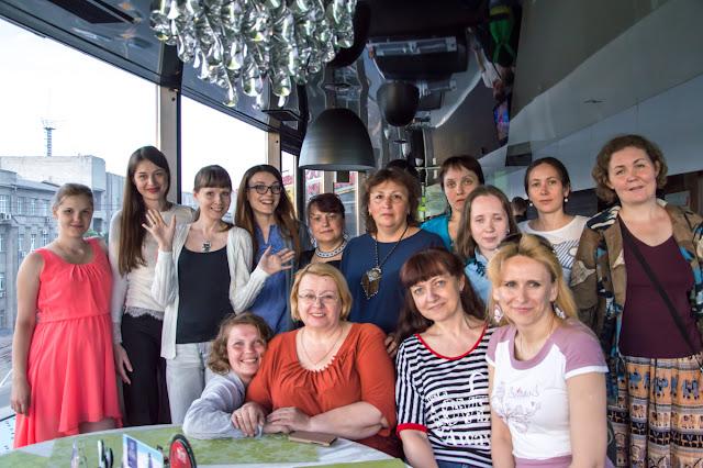 Бисерная встреча Красноярск