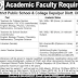 District Public School And College Depalpur Okara Jobs