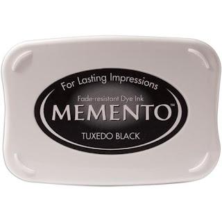 Memento Tuxedo Black Ink