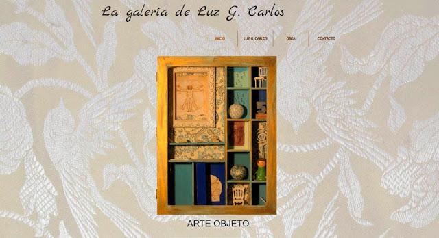 Galería de arte de Luz G. Carlos