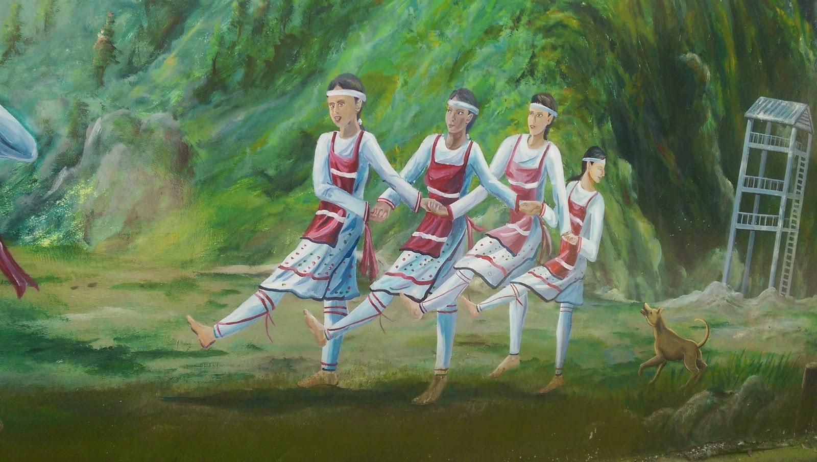 部落旅遊部落旅行工作假期