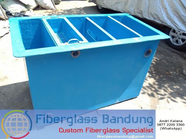 filter kolam ikan fiberglass