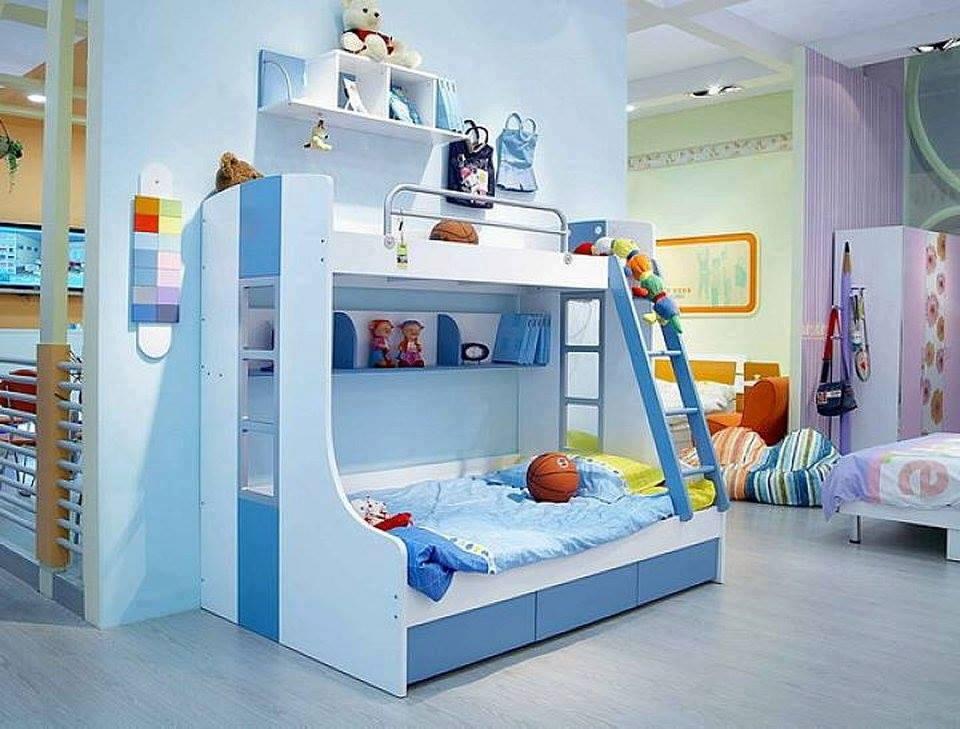 Las mejores habitaciones y cuartos para ni os - Habitaciones infantiles ninos ...