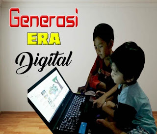 Pendidikan Orang tua dalam mendidik anak di era digital