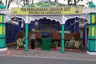 Inilah Lokasi 7 Pos Operasi Ramdaniya Semeru 2017 Polres Bojonegoro