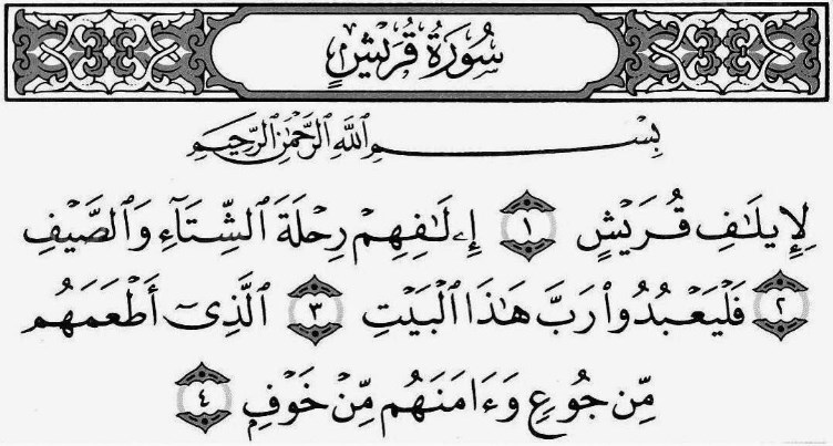 92 Perintah Surat Al Kautsar