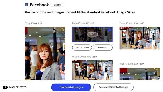 Làm sao đăng ảnh lên Facebook, Instagram rõ nét đẹp hơn?