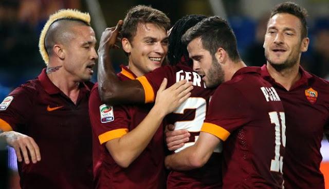 Prediksi Roma Vs Porto: Prediksi Skor AS Roma Vs Porto 24 Agustus 2016, Bola UCL