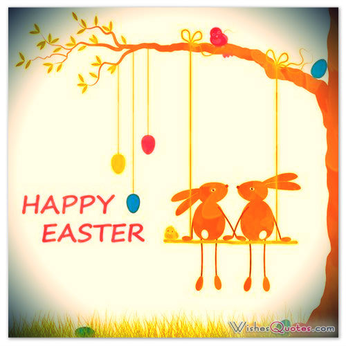Happy Easter Greetings, Messages For Friends