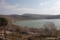 Golan Heights: Lake Ram