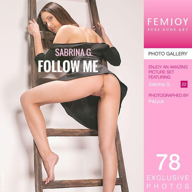 kF9EXQfL FemJoy - Sabrina G. - Follow Me