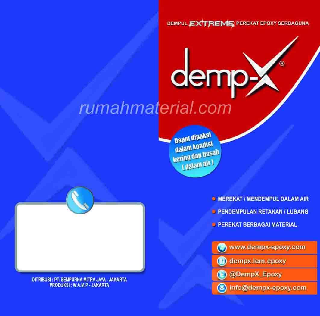 Perekat Epoxy Demp-X