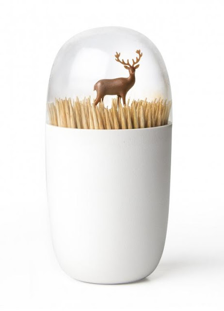 Deer Toothpick Holder