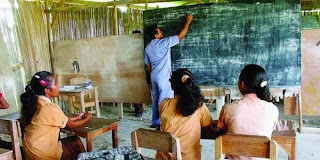 Guru Garis Depan Otomatis Jadi CPNS