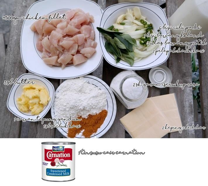 Resepi Butter Chicken Guna Susu Pekat Copd Blog T