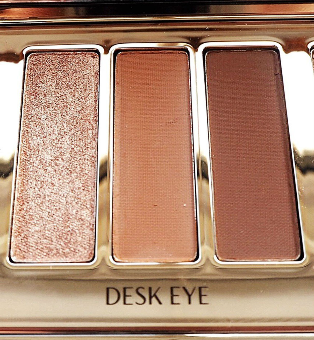 Charlotte Tilbury Instant Eye Palette, swatch, shades