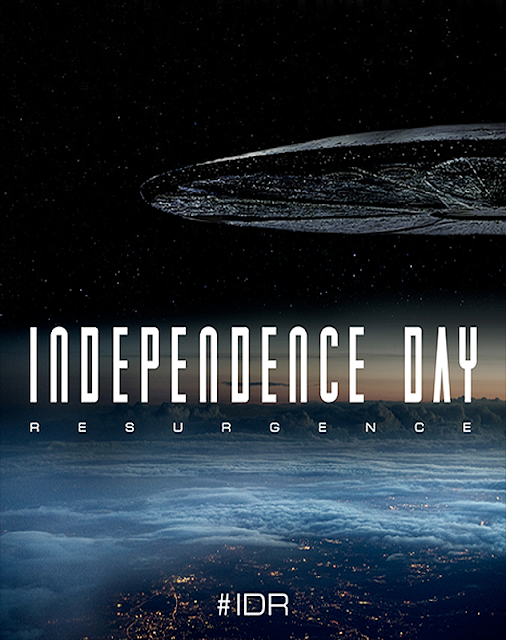 Teaser Poster Independence Day Resurgence