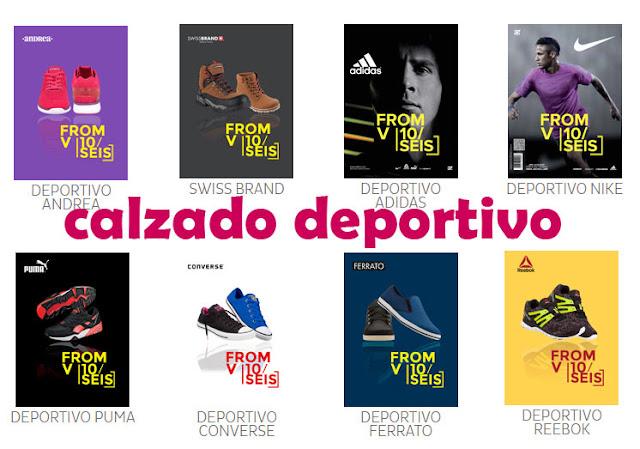 Andrea  Deportivos Otoño Invierno 2016 | zapatillas