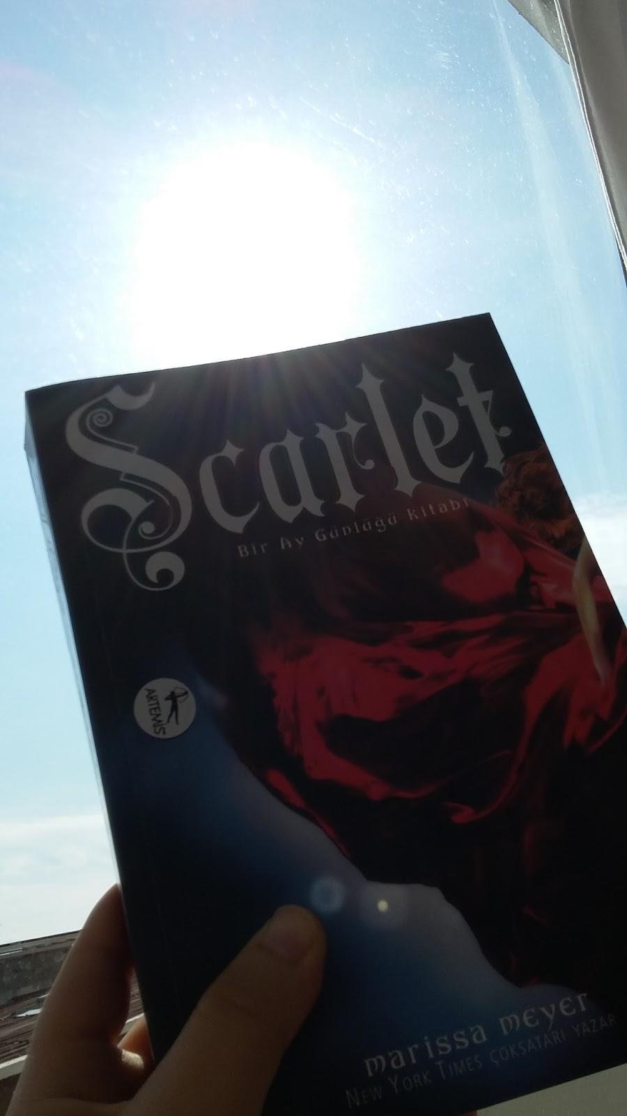 Roman Scarlett: Bir özet, yorumlar