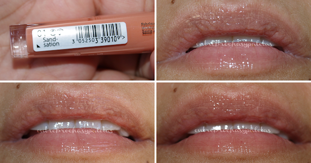 gloss sweet kiss Bourjois