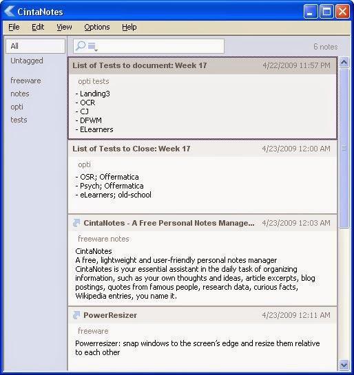 Download Offline Tools CintaNotes