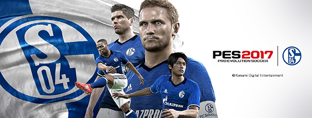 Konami anuncia un acuerdo con el FC Schalke para las próximas temporadas!