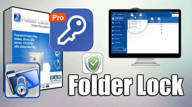 برنامج Folder Lock عربى