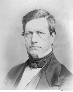 Image of John Bullock Clark, Sr., c1865.
