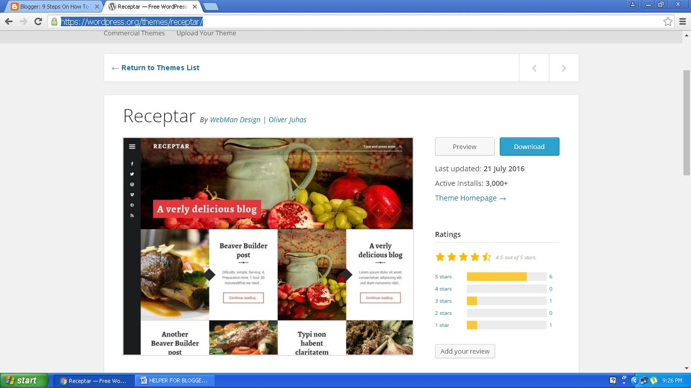Best Free Premium WordPress Templates For Your Blog - 9 Steps On How ...