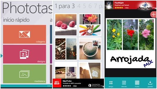 Windows Phone Arrojada Mix