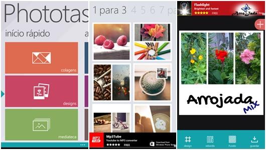 Windows Phone Arrojada Mix