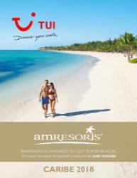 Catálogo TUI Ambassador Hoteles Caribe 2018-19