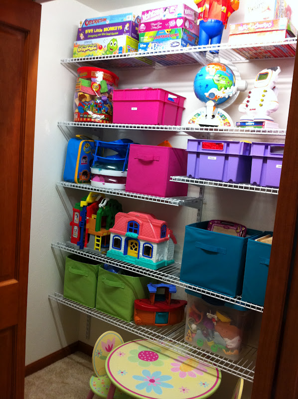 Life (and so much more): Toy Closet Project Complete!!!!!!!!!!