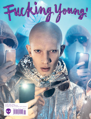 Jorge López Covers Fucking Young! Autumn Winter 2019.20 Issue