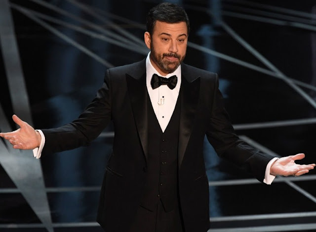 jimmy Kimmel will return to present the Oscars in 2018