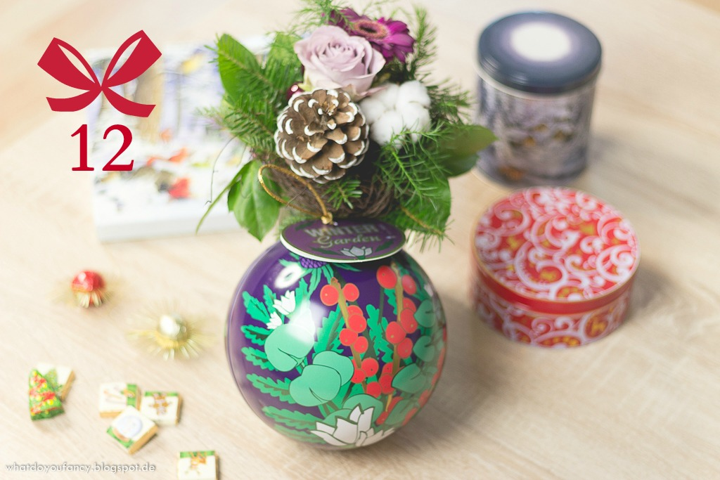 Blogger Adventskalender 2014 Lush Winter Garden