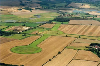 Thornborough Henges