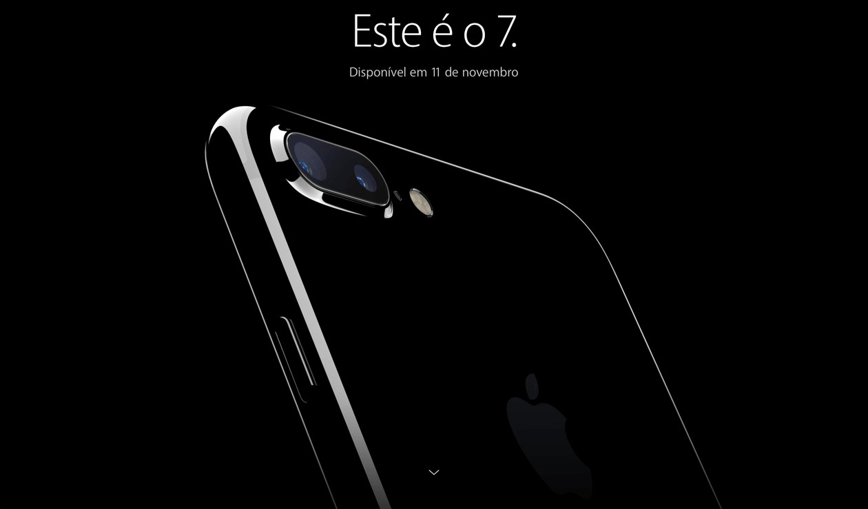 iPhone 7 no Brasil