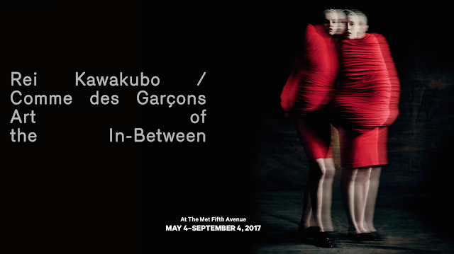 Rei Kawakubo Comme des Garcons Art of the In-Between at The Met Fifth Avenue Photo: Courtesy of Comme des Garçons. Photograph by Paolo Roversi  Courtesy of The Metropolitan Museum of Art