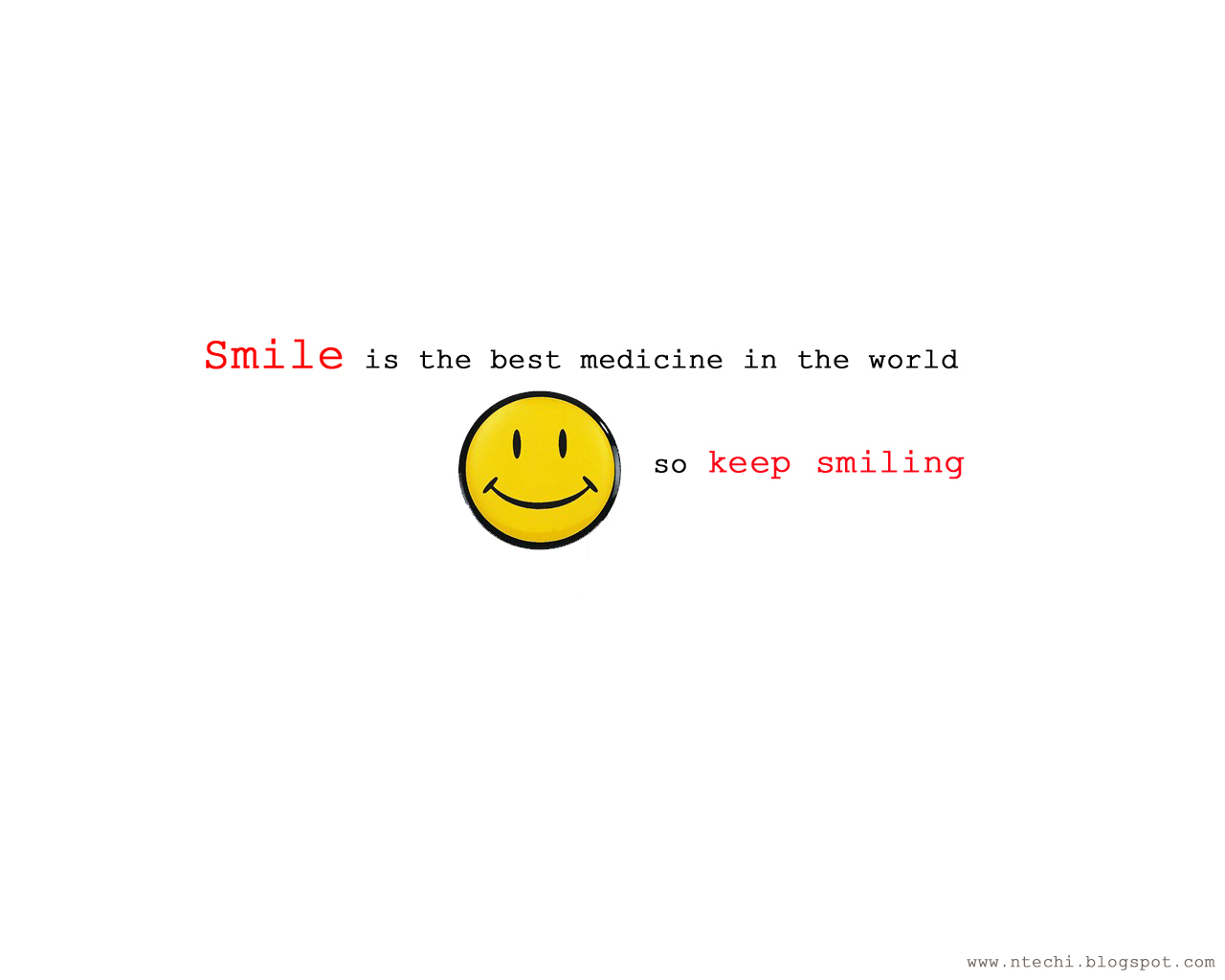 Newmagazine Smile Isthe Best Medicine In The World